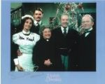 Jean Marsh, Simon Williams - UPSTAIRS DOWNSTAIRS Genuine Signed Autograph 10 x 8 COA 8227